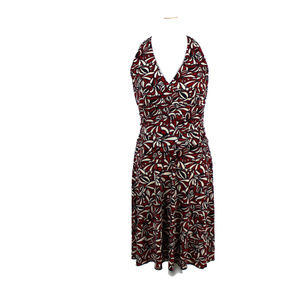 AGB Size 12 Halter Dress